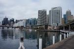 Südliche Ecke des Darling Harbours